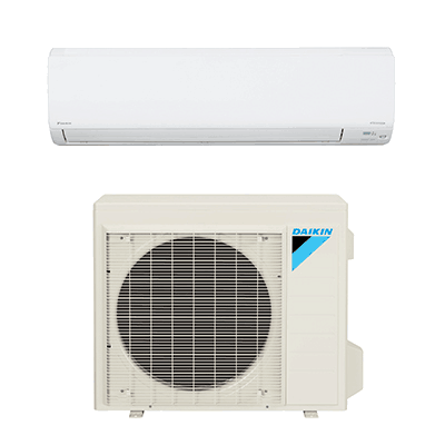 Daikin NV Series Wall Mount single-zone air conditioner