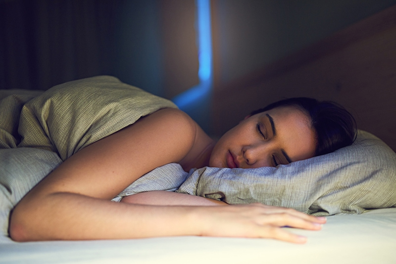sleep benefits of ac   Topeka, ks